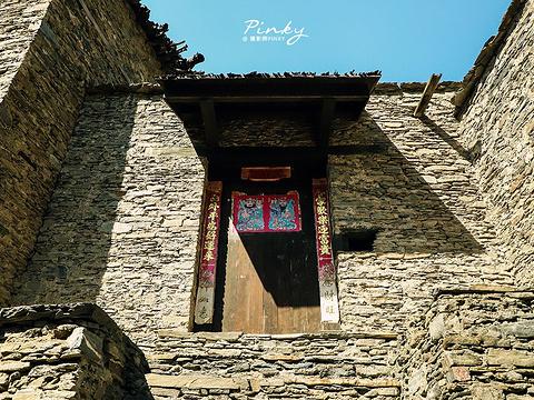 桃坪羌寨旅游景点图片