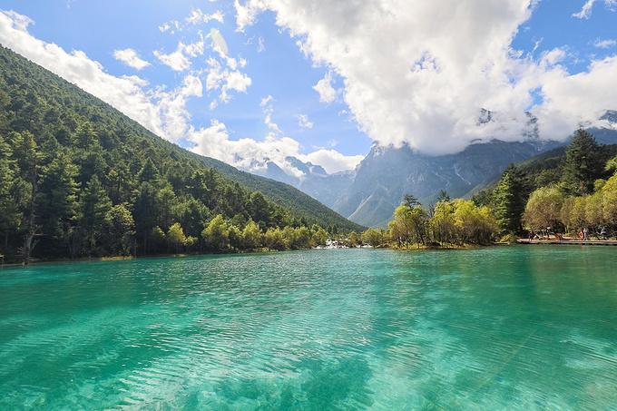 白水河图片