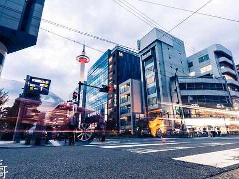京都塔旅游景点图片