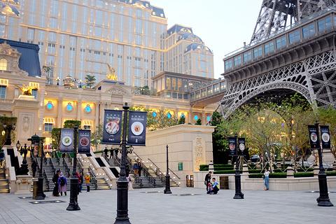 澳门巴黎人旅游景点攻略图