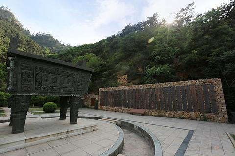 景忠山旅游区旅游景点攻略图