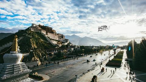药王山旅游景点攻略图
