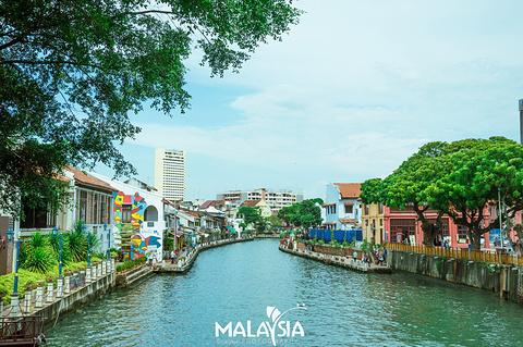 马六甲河的图片