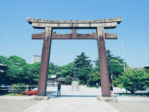 丰国神社旅游景点图片
