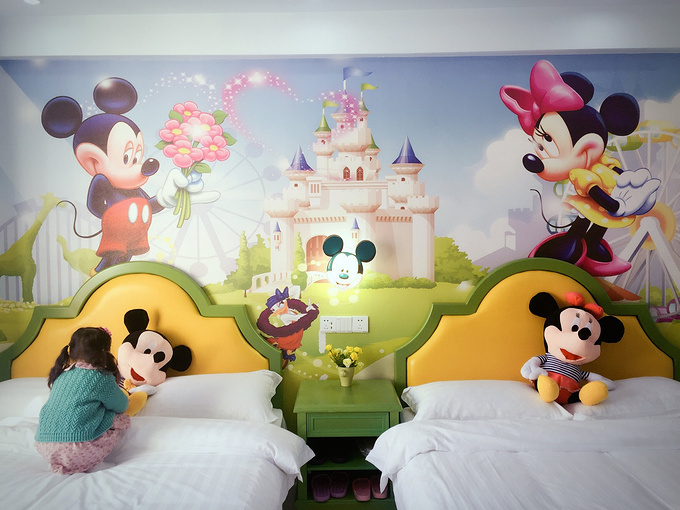 小时代主题酒店图片