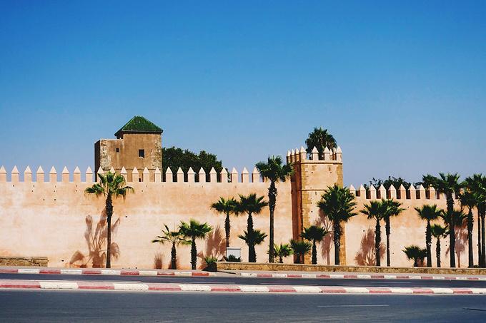 乌达亚城堡Kasbah des Oudayas图片