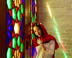 波斯,面纱也遮盖不了你的热情(1396,伊朗人物篇)