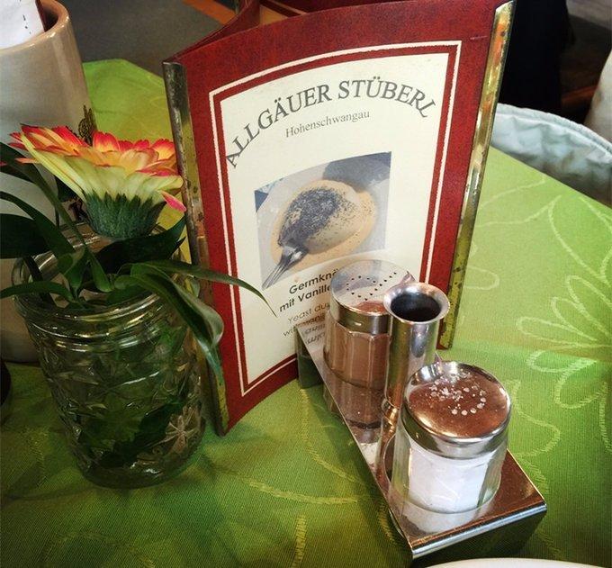 Allgäuer Stüberl餐馆图片