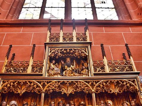 法兰克福大教堂旅游景点图片