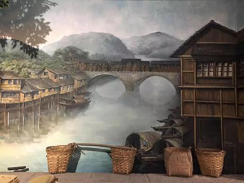 长汀县博物馆旅游景点图片