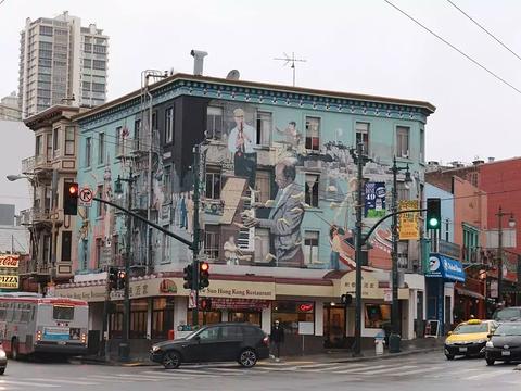 城市之光书店旅游景点图片
