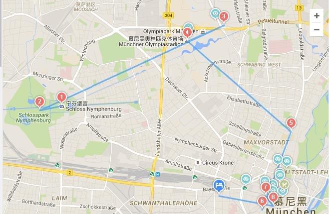 慕尼黑公交小tips:图片