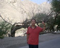 游历新疆之八十五--阿克苏天山神木园--心中的圣地