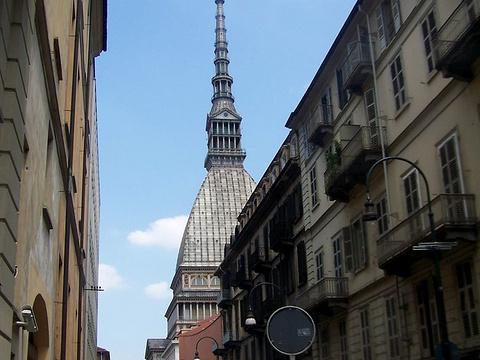 安托内利尖塔旅游景点图片