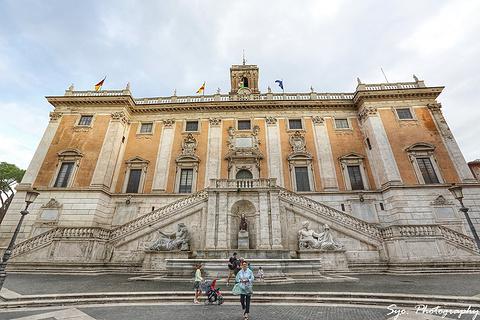 卡比托利欧广场旅游景点攻略图