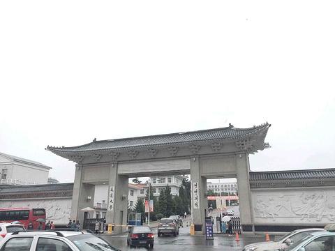 延边大学旅游景点攻略图