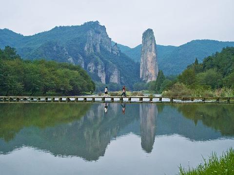 仙都景区(中国黄帝文化名山)旅游景点图片