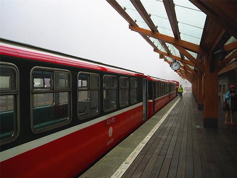 阿里山车站旅游景点攻略图