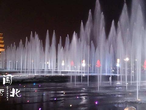 大雁塔北广场旅游景点图片