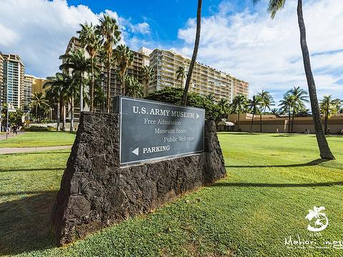 夏威夷美陆军博物馆旅游景点图片