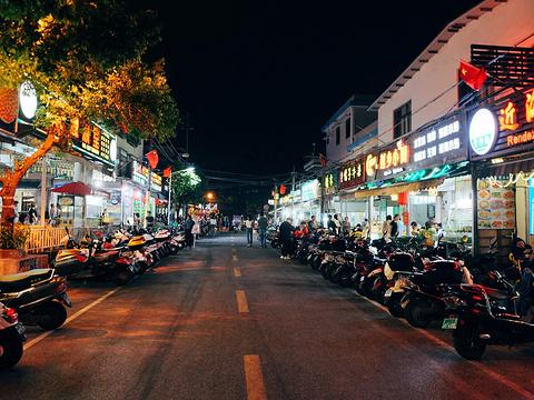 侨港风情街旅游景点图片