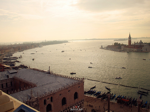 圣马可钟楼旅游景点图片