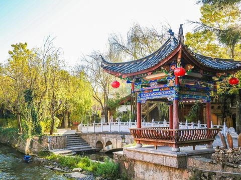 束河古镇旅游景点图片