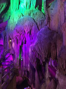清远六甲金龙洞旅游景点攻略图