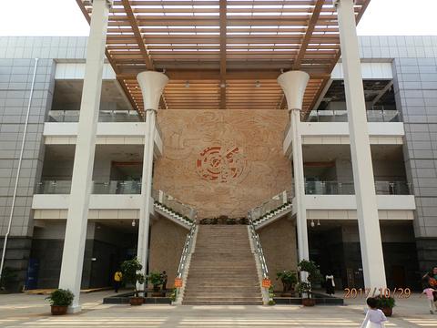 海南省博物馆旅游景点攻略图