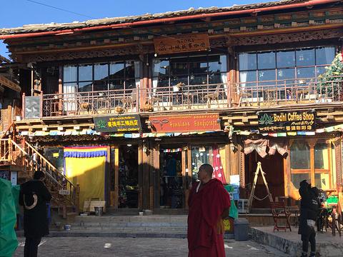 古城藏经堂旅游景点攻略图