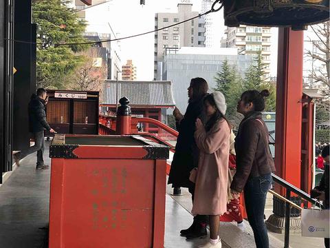浅草寺旅游景点攻略图