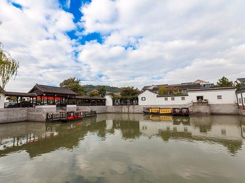 木渎古镇旅游景点图片