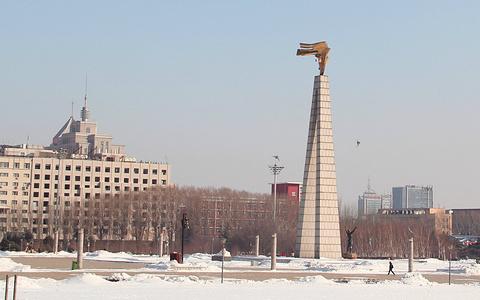 长春解放纪念碑