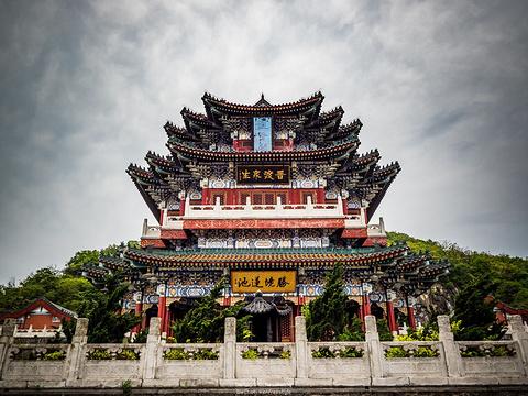 天门山寺的图片