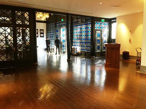 通安客栈中餐厅旅游景点图片