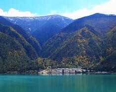 老林带你去西藏 第十二站:回程的风景也精彩