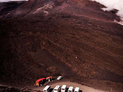 埃特纳火山旅游景点图片