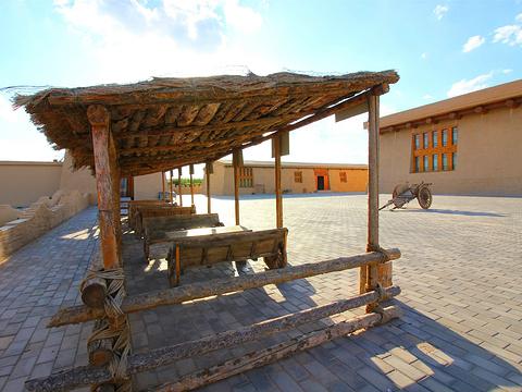 伊林驿站博物馆旅游景点图片