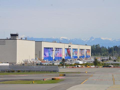 波音工厂旅游景点图片