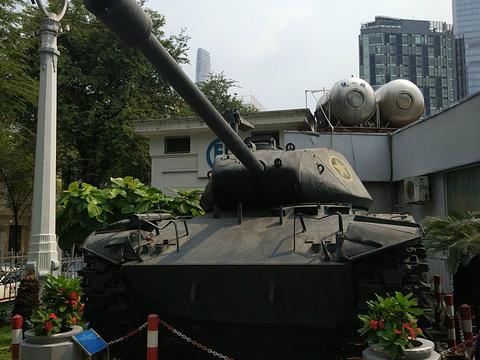 胡志明市博物馆旅游景点图片