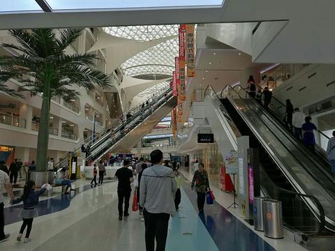 中央大道旅游文化购物中心旅游景点图片