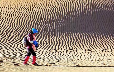 奈曼旗宝古图沙漠旅游景点攻略图