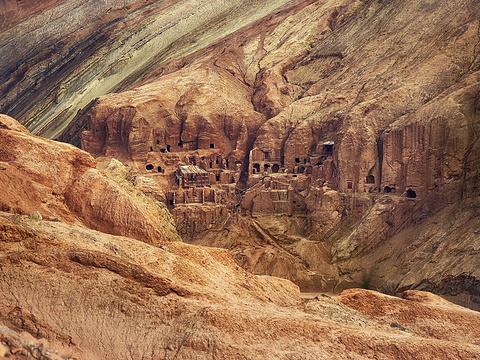 吐峪沟旅游景点图片