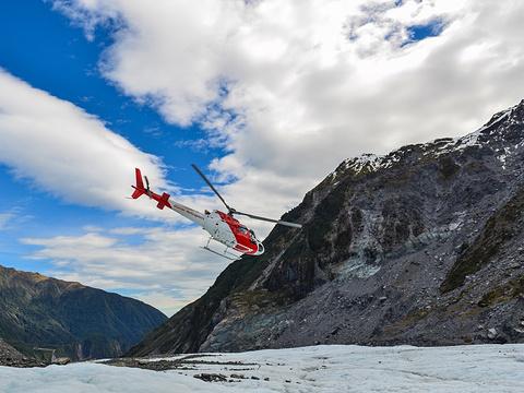 福克斯冰川小镇旅游景点图片