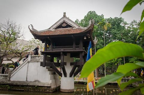 独柱寺的图片