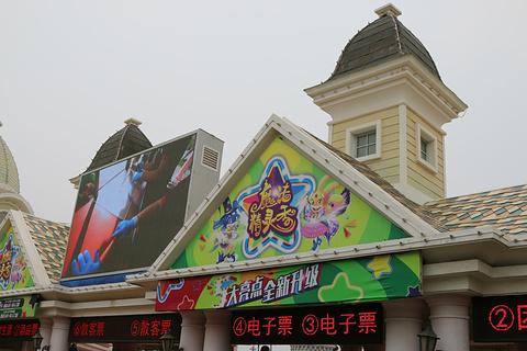天津街旅游景点攻略图