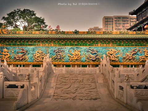 宣化九龙壁旅游景点图片