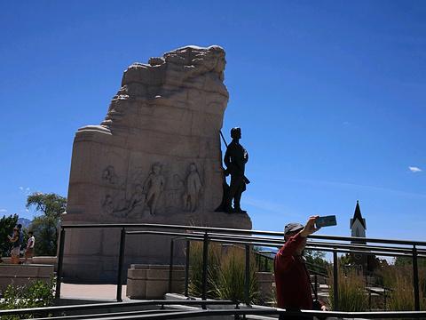 犹他州政府旅游景点图片