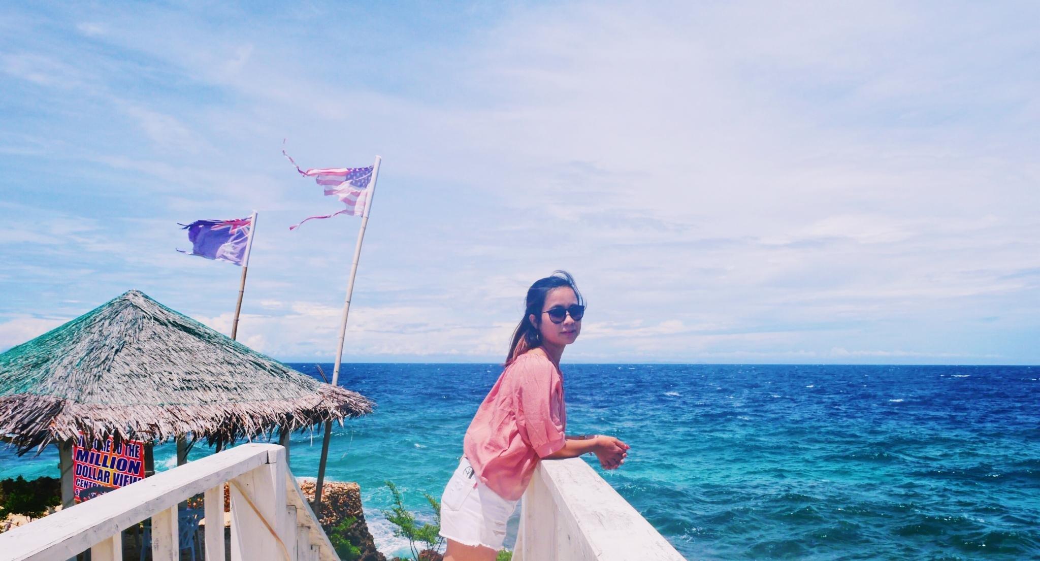 菲律宾旅行 I 潜入一片蓝色星球