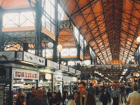 中央大市场旅游景点攻略图
